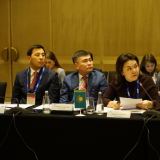 The tenth meeting of the Management Board of International Association of Oil Transporters took place in Beijing, November 26-27, 2018