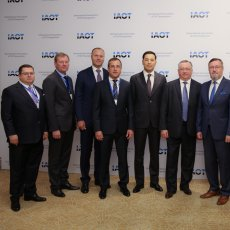 From 6 to 7 of September in Astana held an event in the framework of the eight session of IAOT