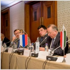 The sixth meeting of the Management Board of International Association of Oil Transporters took place in Budapest, November 15 - 16, 2016.